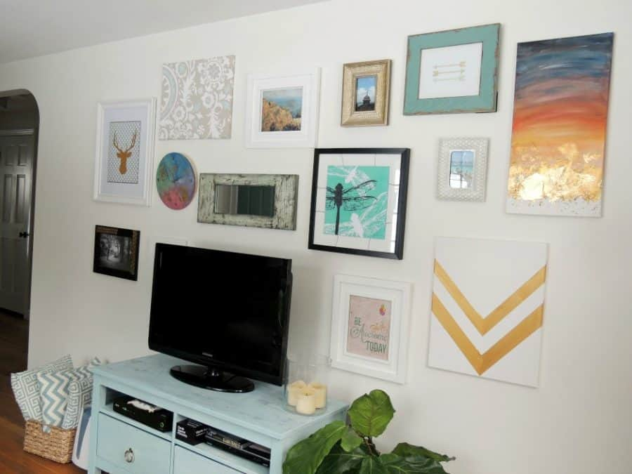 Gallery Wall | Wife in Progress