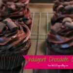 Indulgent Chocolate Cupcakes