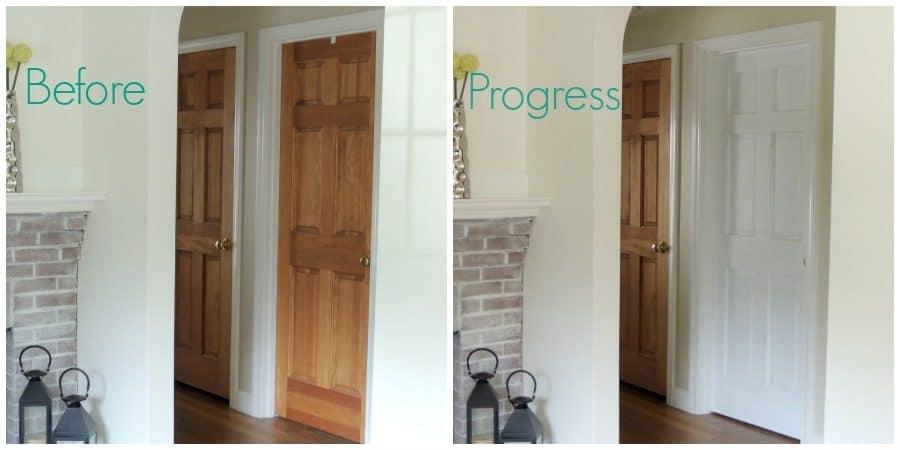 Hallway Progress | Wife in Progress