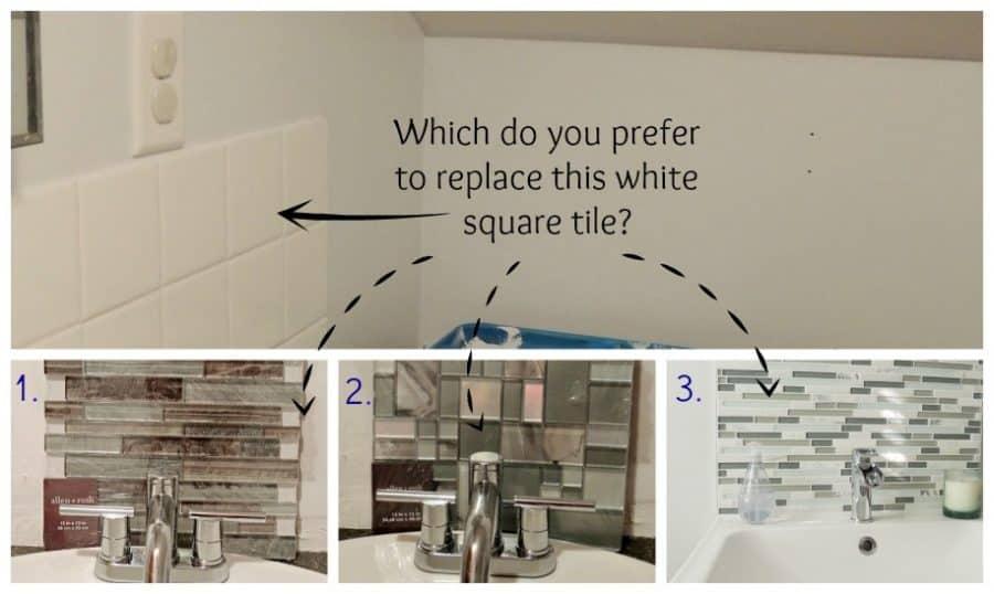 tile choices for master bath