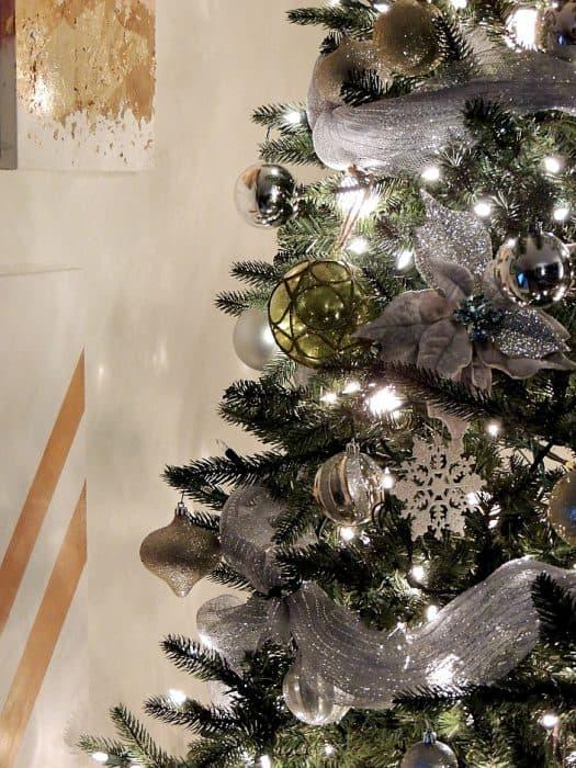 Christmas tree closeup 2014