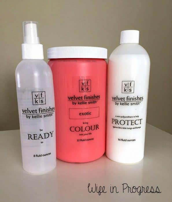 Velvet Finishes Products