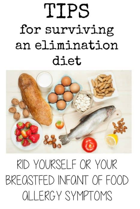 food allergy elimination diet