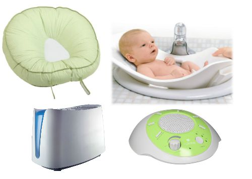 My recommendations for baby products