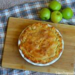 Granny's Puff Pastry Apple Pie