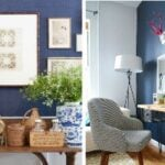 Beautiful Navy Rooms