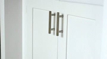 New Kitchen Cabinet Hardware