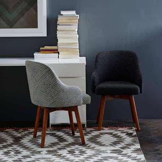 budget friendly desk chairs - wife in progress