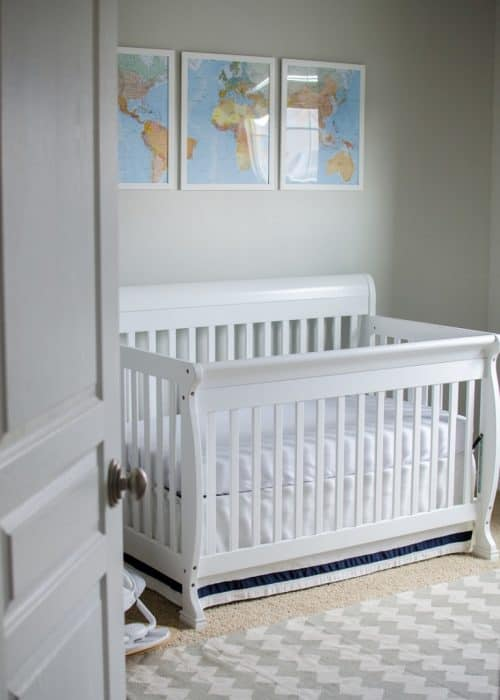 Repose Gray Nursery