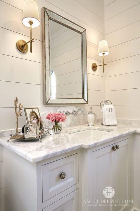 Guest Bathroom / Powder Room