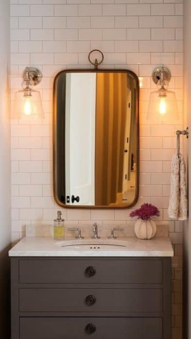 Guest Bathroom / Powder Room inspiration
