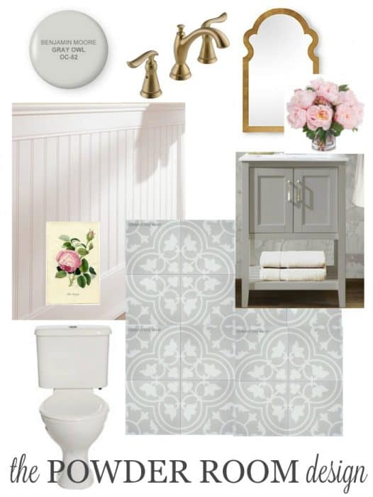 Designing a Powder Room