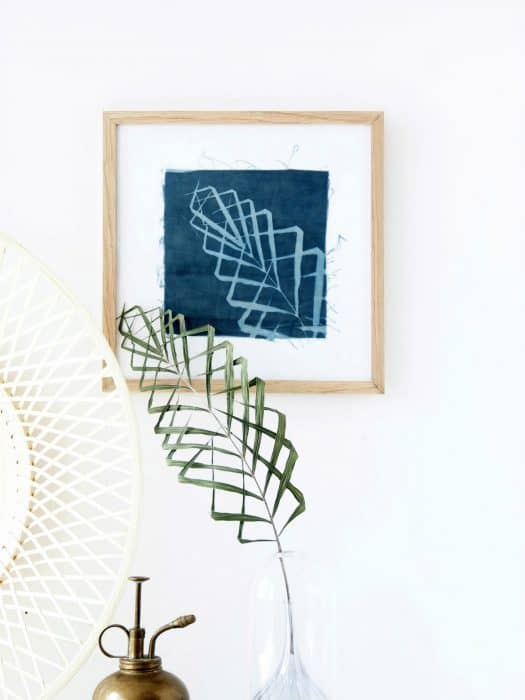 Sun Printing Art