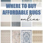 where to buy affordable rugs online