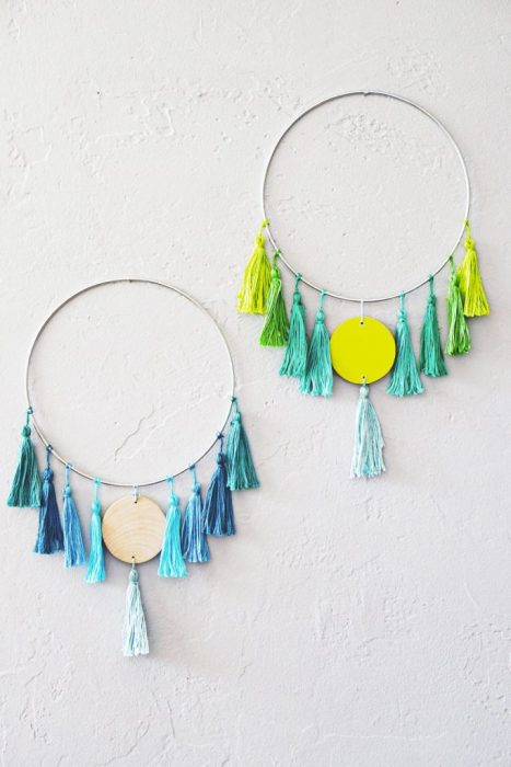 Tassle Wall Hanging
