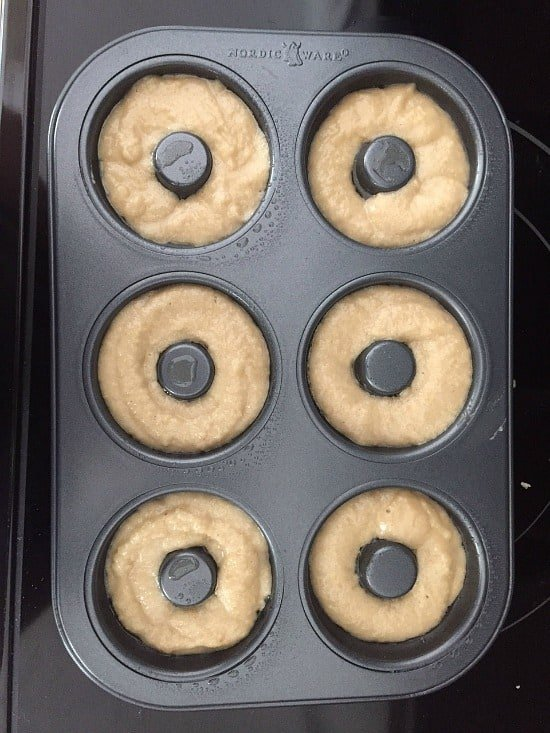 Paleo Baked Donut Recipe - so delicious looking!