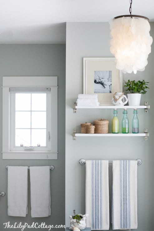 Artic Gray One Of The Best Blue Paint Colors