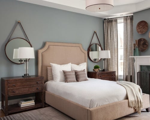 grey bedroom paint colors. Brewster Gray Bedroom Grey Paint Colors R