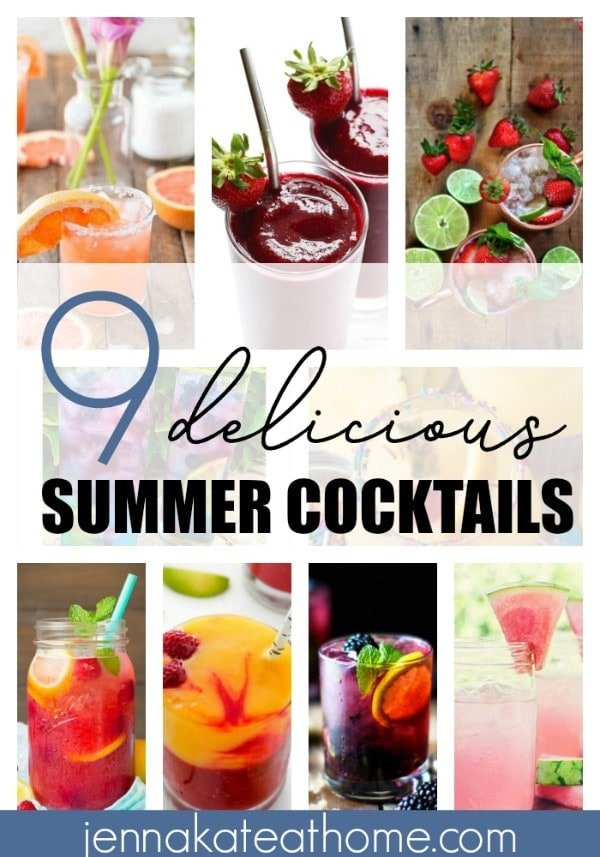 The best summer cocktails that you have to try