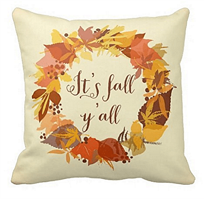cheap fall throw pillows for your home under 10 With cheap fall throw pillows