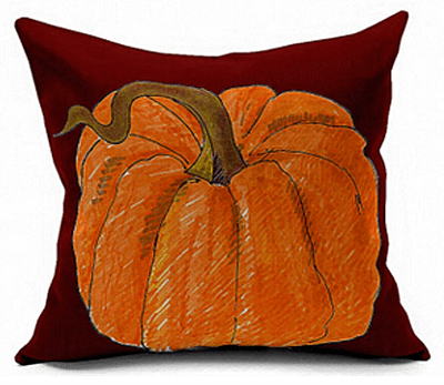 cheap fall pillows under $10