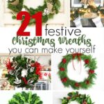How to Make a Christmas Wreath: 21 Wreaths to DIY