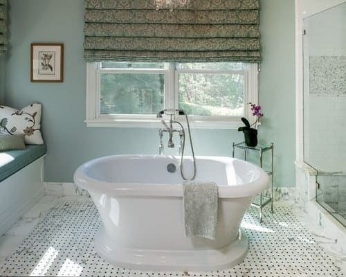 The best bathroom paint colors - Quiet Moments