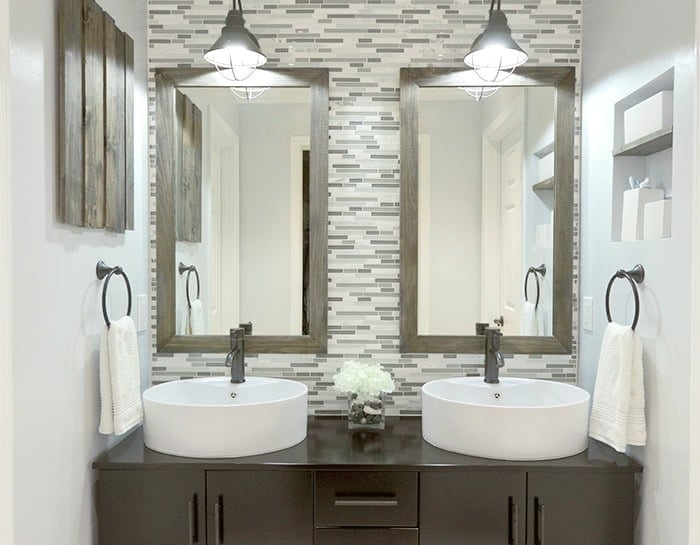 Superb The Best Bathroom Paint Colors Jenna Kate At Home Download Free Architecture Designs Jebrpmadebymaigaardcom