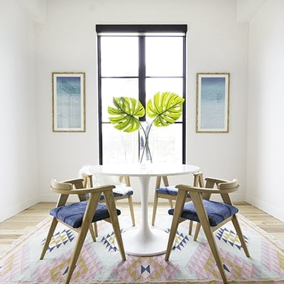 CC + Mike: Breakfast Nook