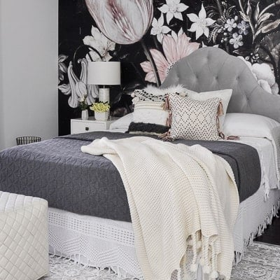 Decor Gold: Guest Room