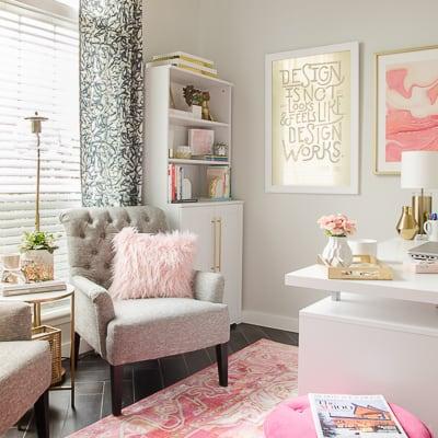 Polished Habitat: Office
