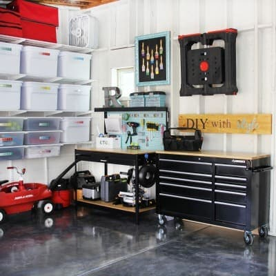 BlueiStyle: Garage