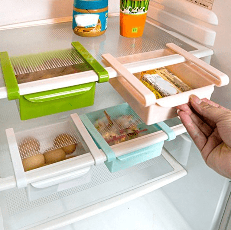 These look so handy! The Best Kitchen Organization Ideas