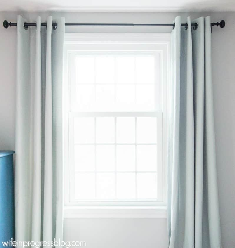 How To Hang Curtains: Simple Tips For A Bigger And