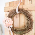 5 Minute Wreath: Spring Wreath Ideas