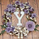 Floral Grapevine Wreath: Spring Wreaths
