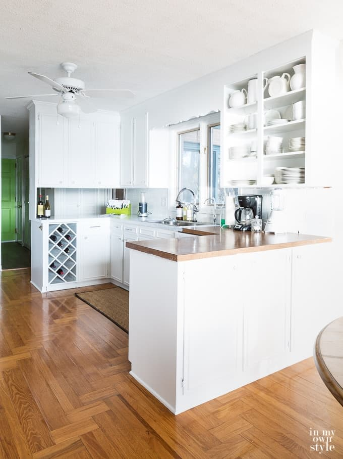 How to Paint Cabinets - The best paint for your kitchen cabinets
