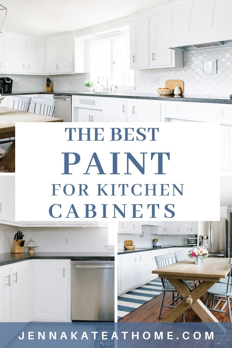 the best type of paint for kitchen cabinets
