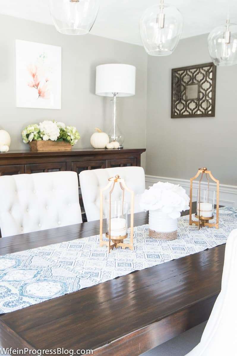 Sherwin Williams Mindful gray interior paint color