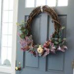 Thrifty Fall Wreath