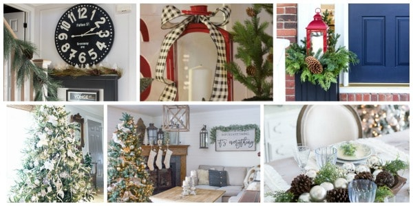 Christmas Home Tours - Thursday Participants