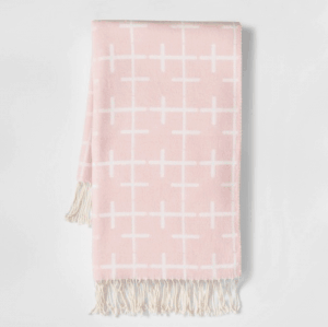 Budget Home Decor: Blush Pink Finds