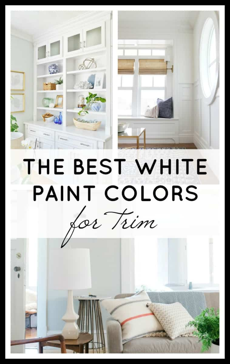 Don T Know Which Shade Of White To Paint Your Trim These Are The