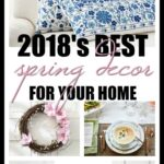 2018's Best Spring Home Decor featured image