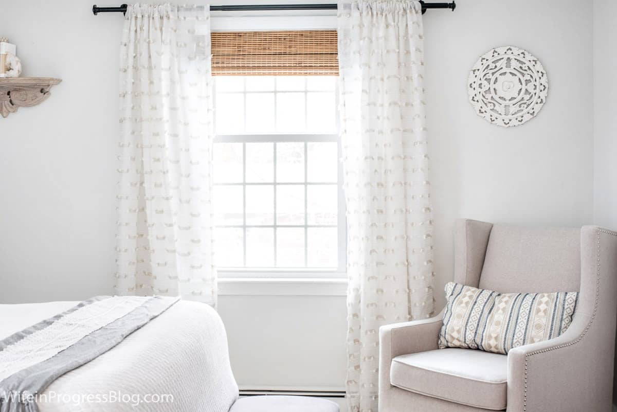 Small Master Bedroom Makeover: Before & After, Paint Colors & More