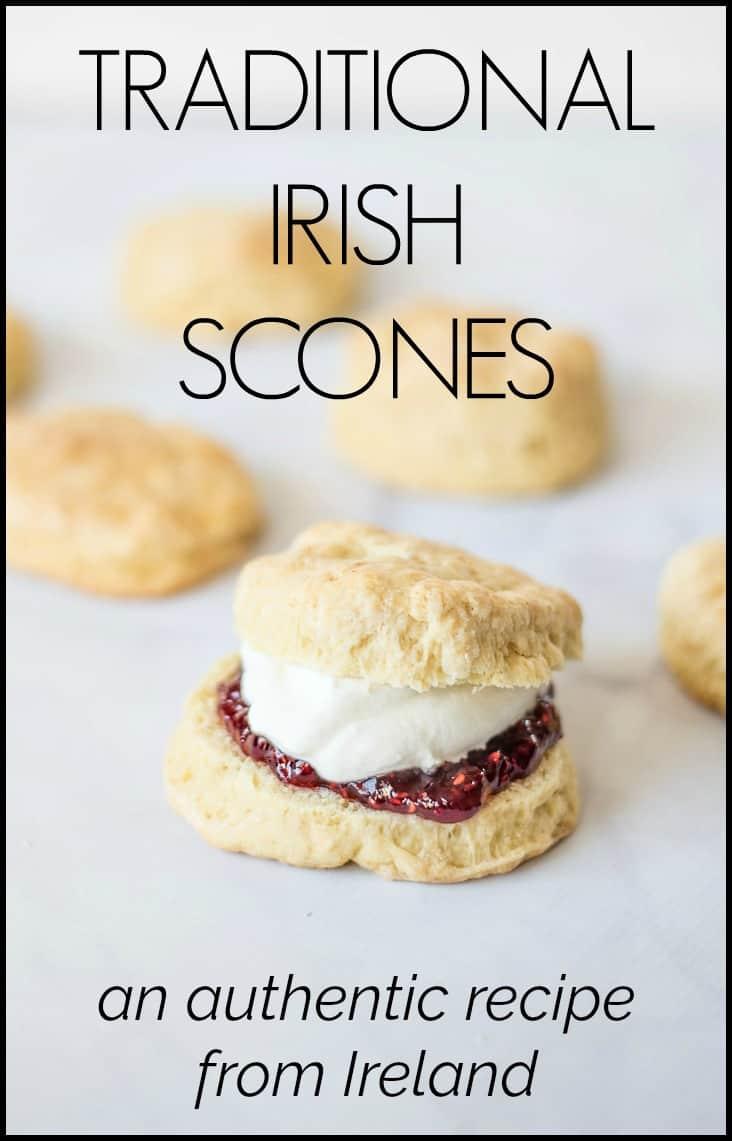 Traditional Irish Scones: A Recipe Straight From Ireland