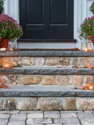 cute fall decorating ideas for outside