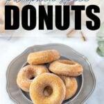 pumpkin spice donuts recipe