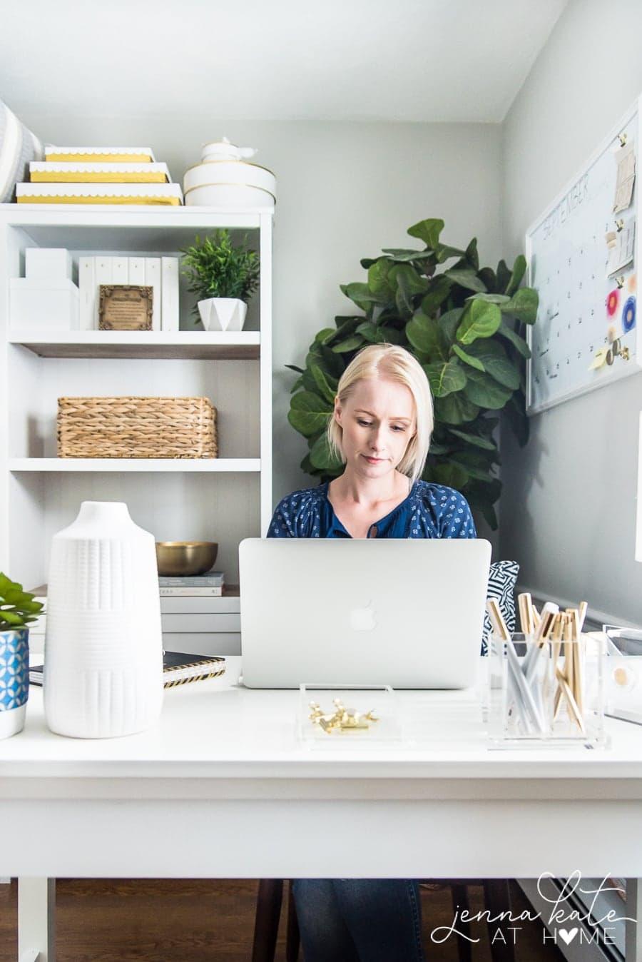 Home office setup ideas