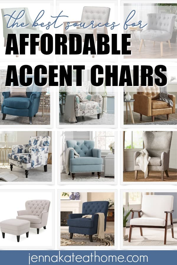 Wow! A great selection of accent chairs all under $300! This is a great resource and the chairs are beautiful!